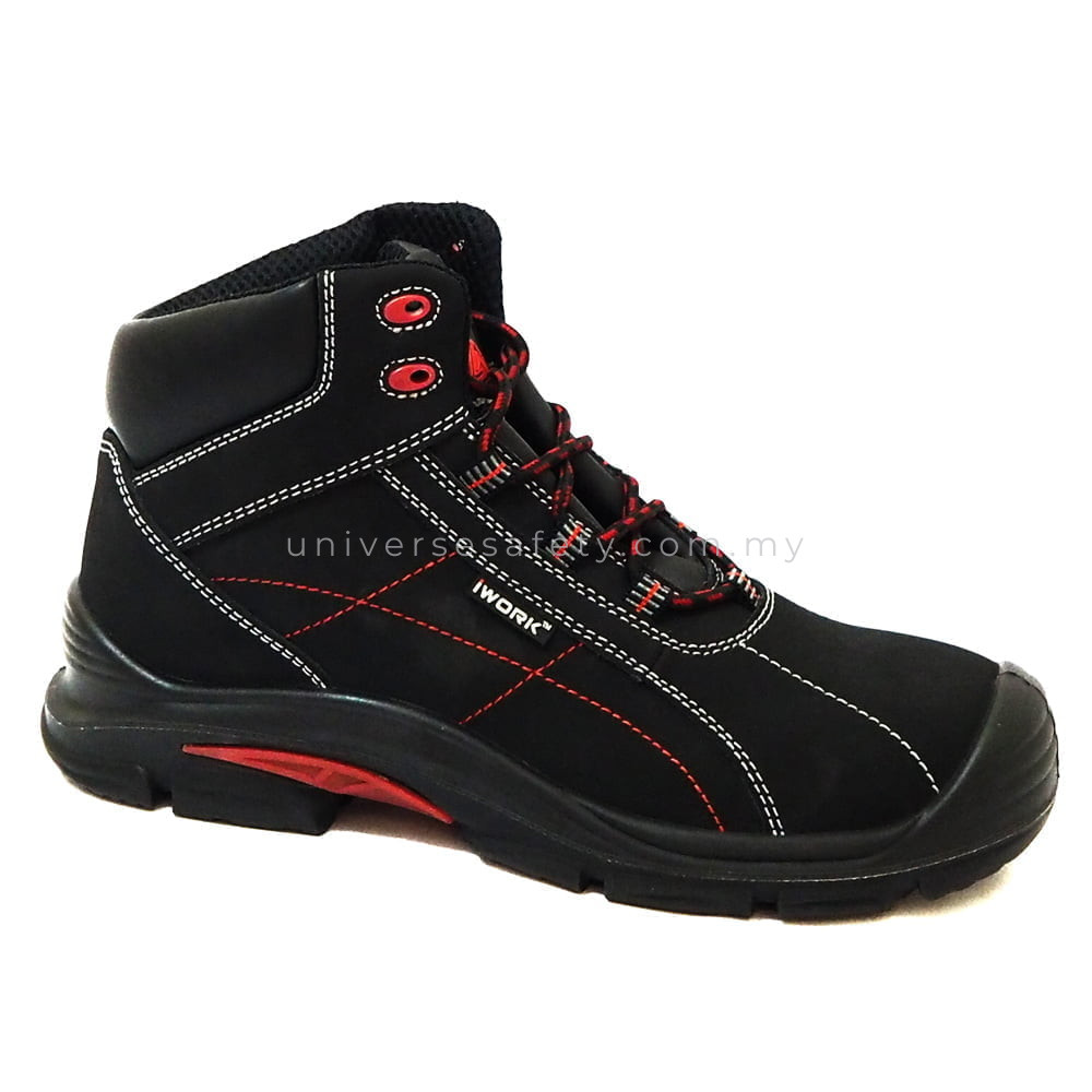 Safety Boots Malaysia IWork Series Saphire HI