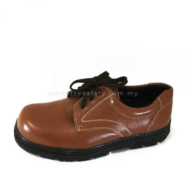 Safety Boots Malaysia T-Rider Heavy Duty Series SF 830 Brown