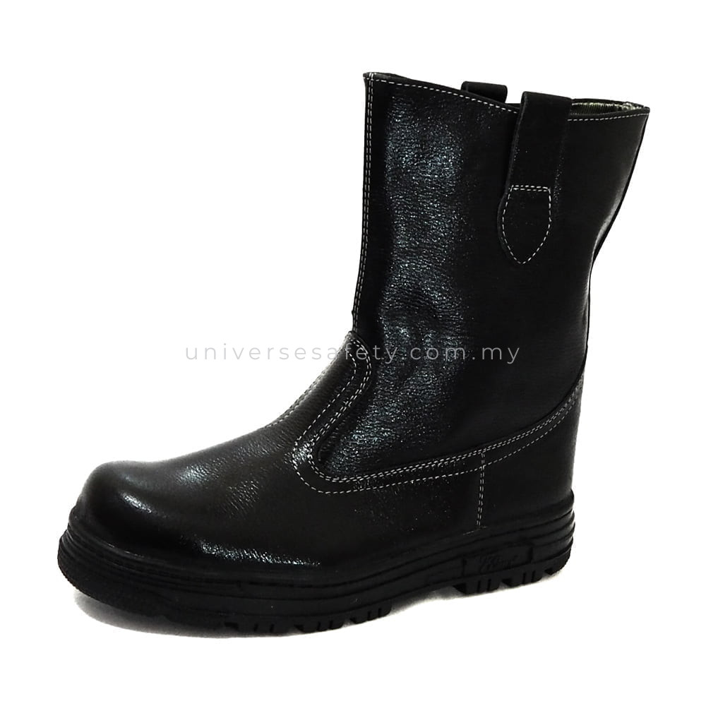 Safety Boots Malaysia T-Rider Heavy Duty Series SF 834NP Black