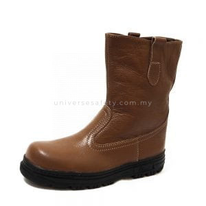 Safety Boots Malaysia T-Rider Heavy Duty Series SF 834NP Brown