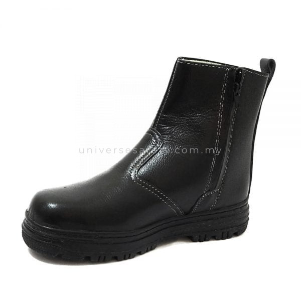 Safety Boots Malaysia T-Rider Heavy Duty Series SF 838 Black