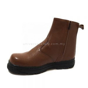 Safety Boots Malaysia T-Rider Heavy Duty Series SF 838 Brown